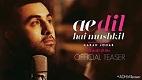 Ae Dil Hai Mushkil Trailer 2 Download