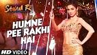 Humne Pee Rakhi Hai Sanam Re Song Video
