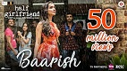Baarish Half Girlfriend Song Video