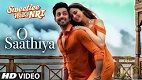 O Saathiya Sweetiee Weds NRI Song Video
