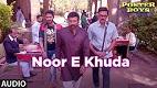 Noor E Khuda Poster Boys Song Video