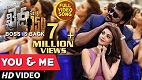 You And Me Khaidi No 150 Song Video in Full