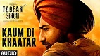 Kaum Di Khaatar Toofan Singh Song Video