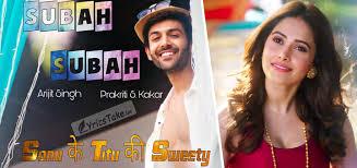 Watch Subah Subah Arijit Singh Video Song