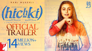 Hichki Official Trailer