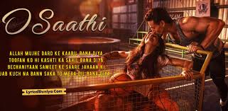 Bhaagi 2 Saathi o Video Song