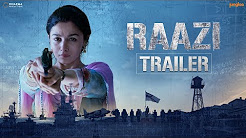 Raazi Full HD Trailer Download