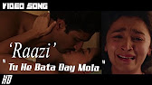 Tu He Bata Day Mola Full HD Video Song Download