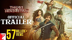 Thugs of Hindostan Full HD Trailer Download