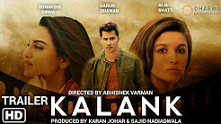 KALANK Movie Full HD Trailer Download