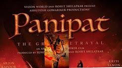 Panipat Full HD Trailer Download