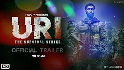 URI  The Surgical Strike Full HD Trailer Download