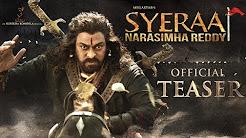 Sye Raa Narasimha Reddy Full HD Trailer Download