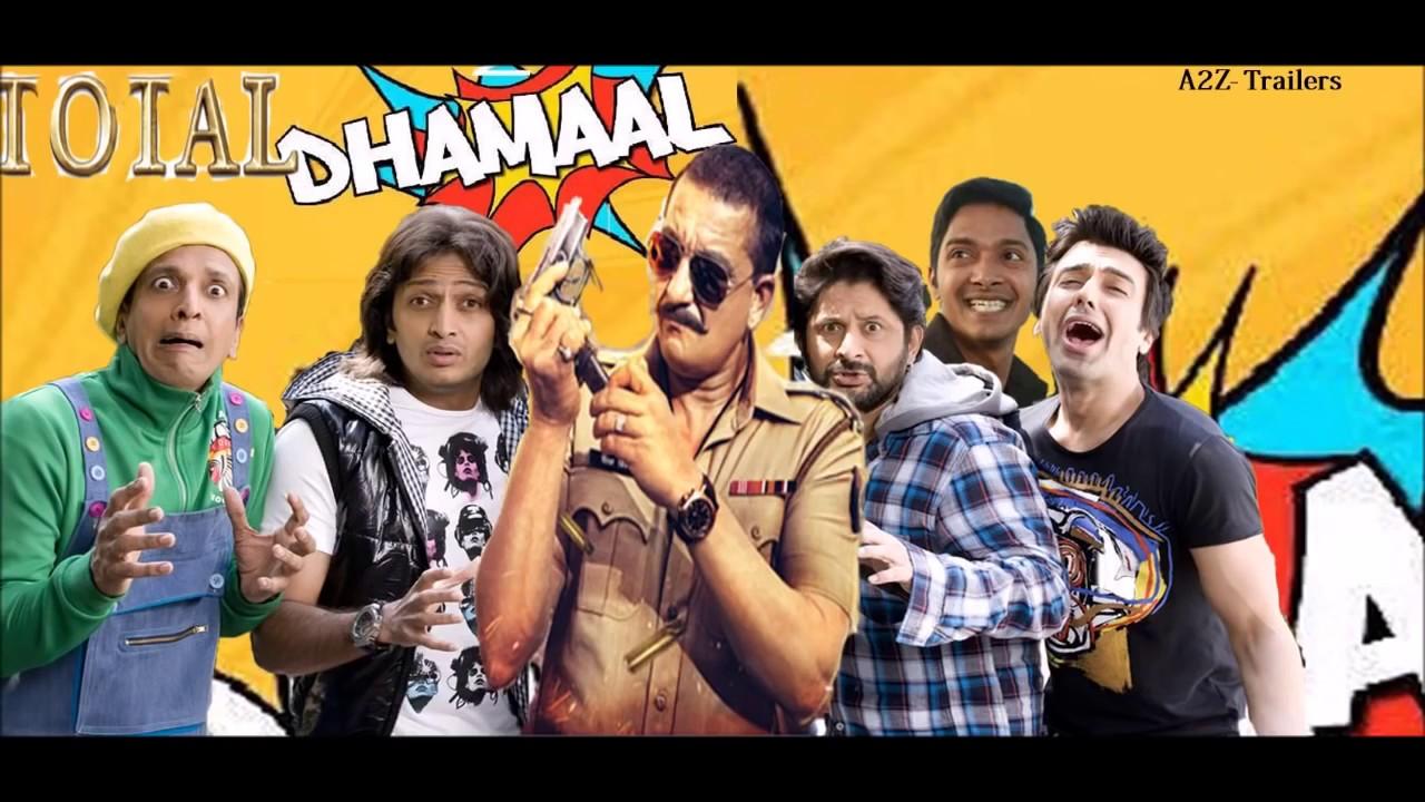 total dhammal full movie download