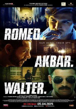Romeo Akbar Waiter