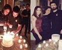 Actor Fawad Khan wife Sadaf Khan Birthday