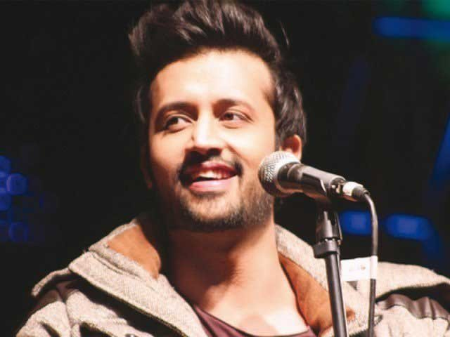 Atif Aslam Song for Saba Qamar Movie Hindi Medium