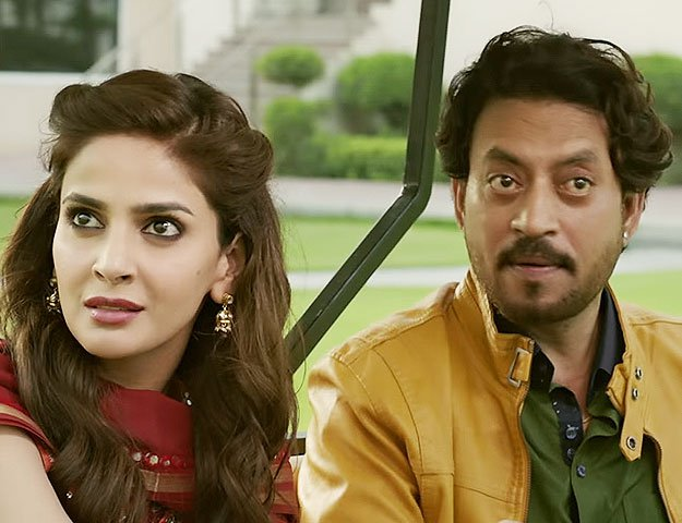 Saba Qamar Bollywood Movie Medium Trailer