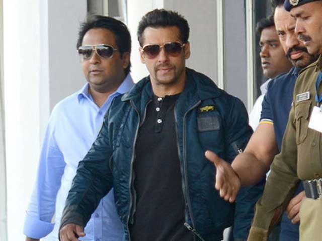 Salman Khan Fires Three of His Bodyguards Reason