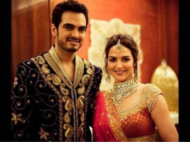 Esha Deol is expecting a baby