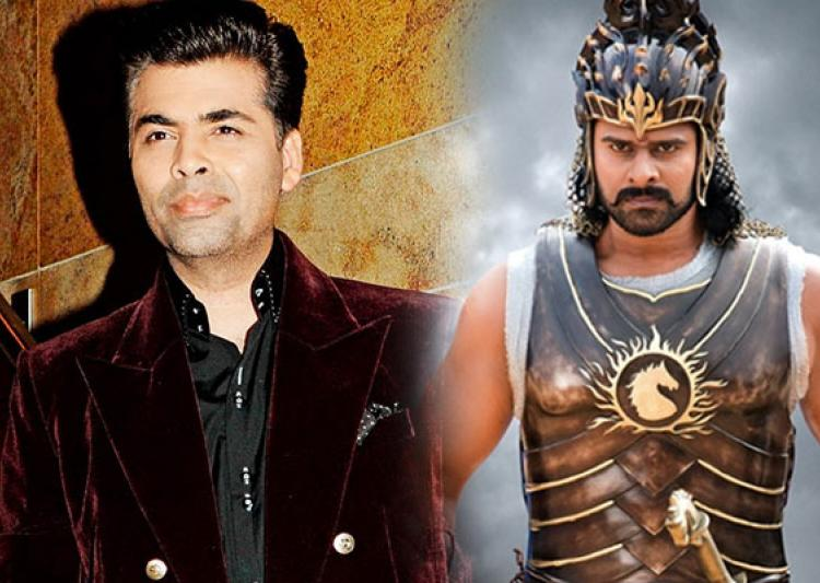 Karan Johar Introduces Hero of Bahu Balli in Bollywood