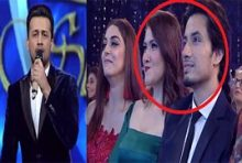 Atif Aslam Singing National Anthem LUX Style Awards