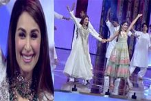 Reema and Marwa Dance at Lux Style Award