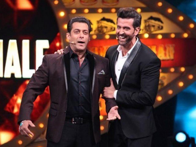 Hrithek Roshan Stops Entry of Salman Khan in Sequel of No En
