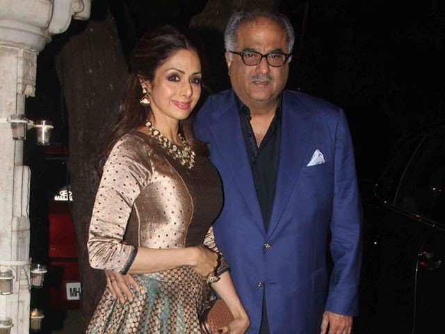 Boni Kapoor Unique Gift to Sri Devi