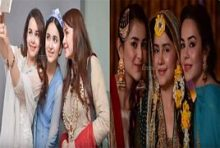 Yumna Zaidi Family Pictures