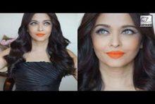 Aishwarya Rai's Lipstick Blunder