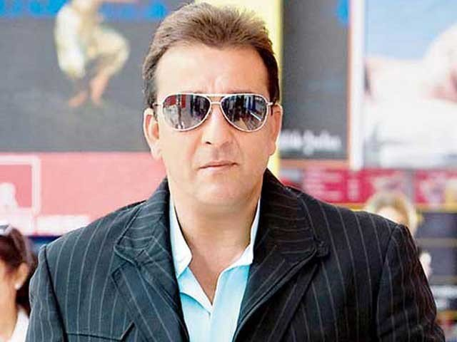 Sanjay Dutt Appeared in Movie with New Look