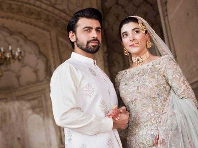 Urwa and Farhan will appear in Tele film soon