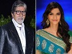 Amitabh unhappy with Sonam Kapoor