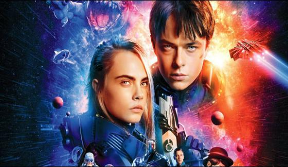 "New highlights of ""Valerian and the City of a 1000 Planets"