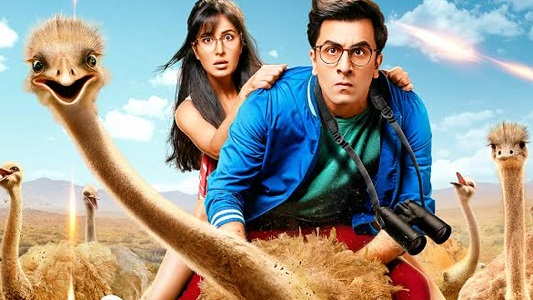 Jagga Jasoos Achieves Mid Level Earning On 1st Day