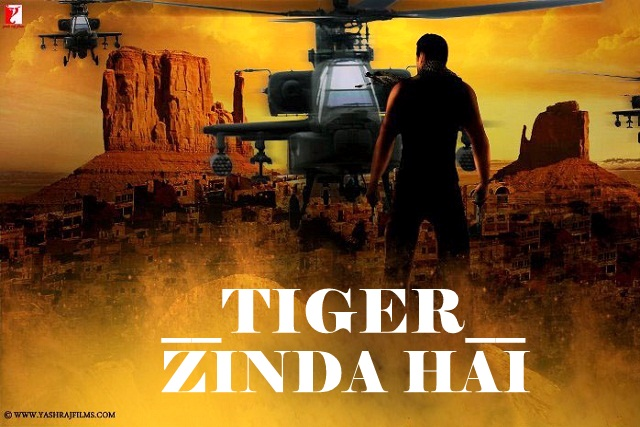 "Salman and Katrina together in film ""Tiger Zinda Hai"""