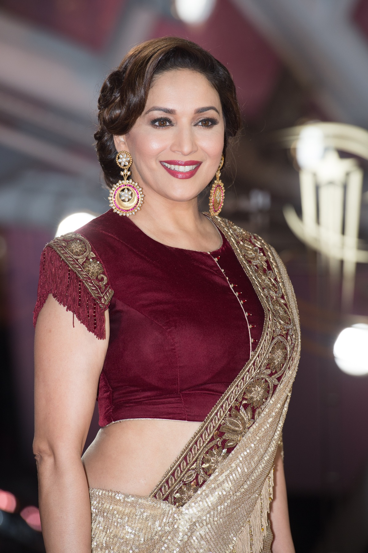Madhuri Told Name of Cricketer Coming in Her Dreams