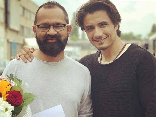 Ali Zafar Movie Teefa in Trouble Completed in Poland