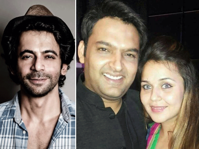 Kapil Sharma's Girlfriend Asks Sunil Grover To Return To T