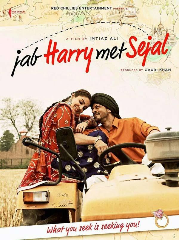 Film Jab Harry Met Sejal Earns 100 Crore On Box Office