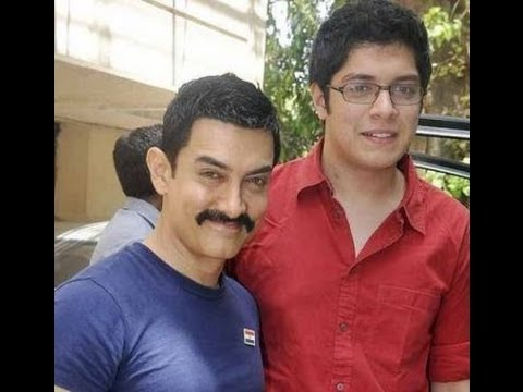 Son of Amir Khan Starts Acting