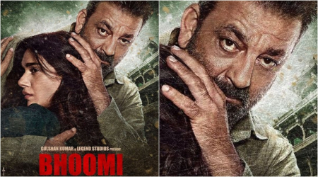 Movie Bhoomi by Sanjay Dutt Trailer Releases