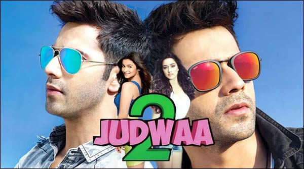 Indian Movie Judwaa 2 Trailer