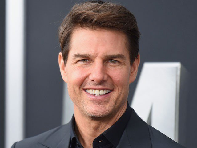 Action Hero Tom Cruise Injured