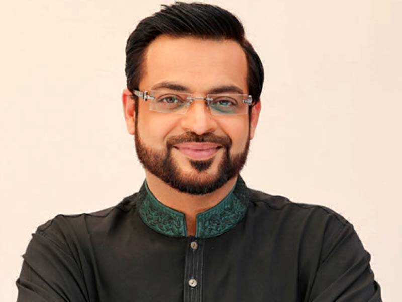 Dr Amir Liaquat Left BOL Network