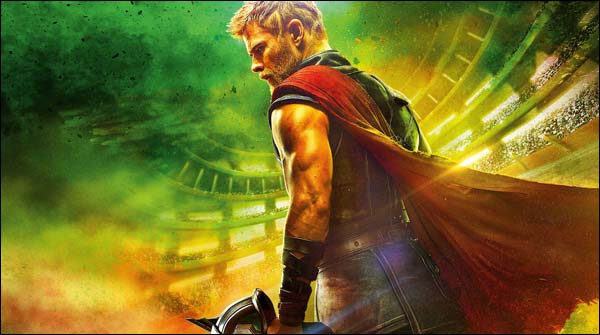 Hollywood Movie Thor Ragnarok Trailer