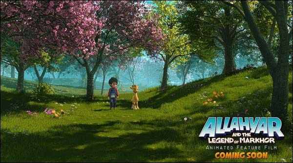Allahyar and the Legend of Markhor Animated Movie Trailer