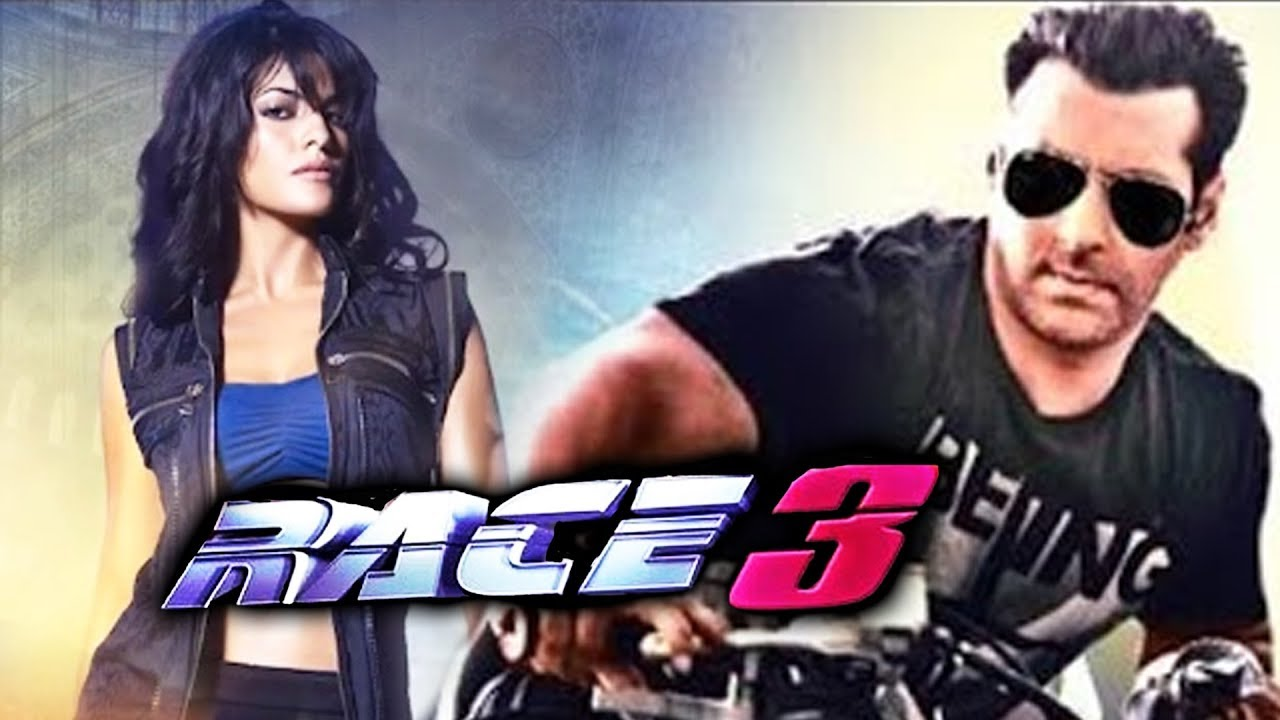 Salman and Jacqueline in Race 3