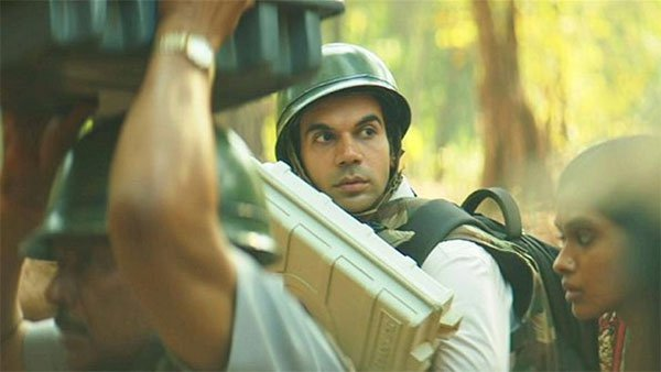 Bollywood Movie Newton Trailer